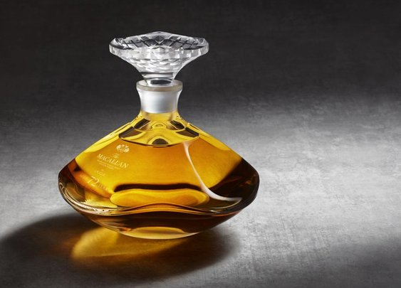 Macallan Just Unveiled a 72-Year Old Whisky That Costs $60,000 | Cool Material