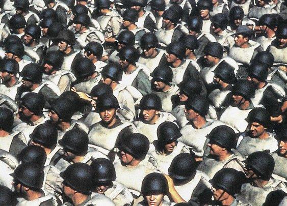 Army Helmet Evolution | History of the U.S. Army Helmet