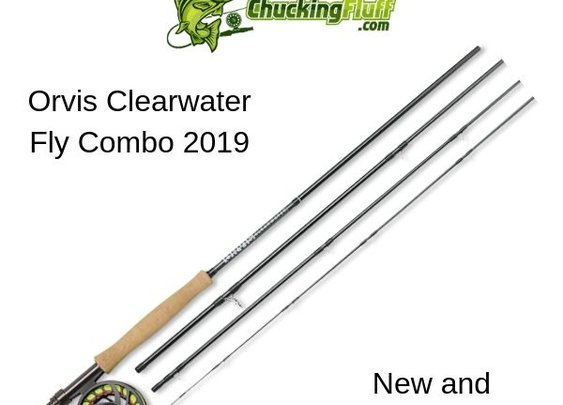 Orvis 2019 Clearwater Fly Fishing Combo Review - Rebuilt Better!