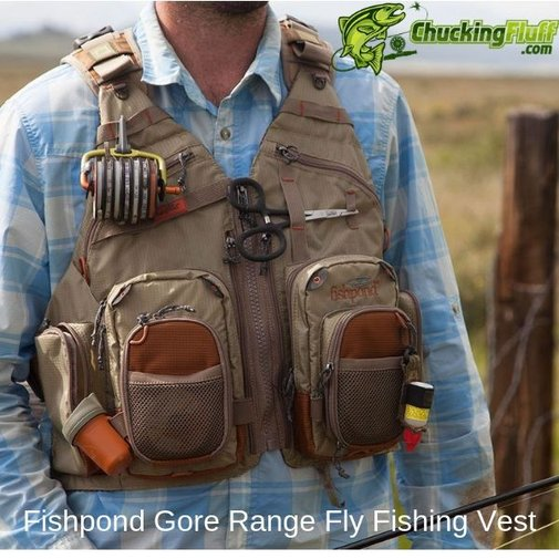 Best Vest for Fly Fishing 2019 - Buyers Guide and Comparison