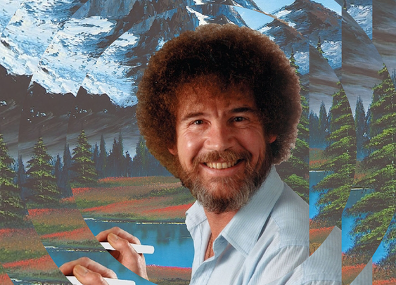 Where Are All the Bob Ross Paintings? We Found Them. - The New York Times