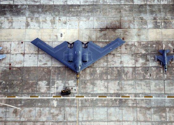 30-year anniversary of B-2 test flight > U.S. Air Force > Article Display