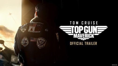 Top Gun Maverick | Official Trailer