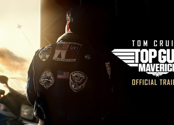 Top Gun Maverick | Official Trailer