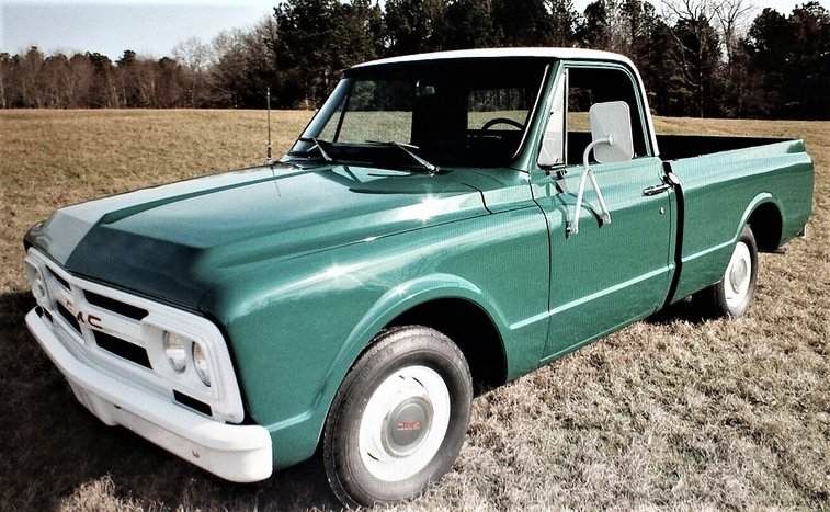 Elvis Presley's GMC Pickup For Sale at Auction