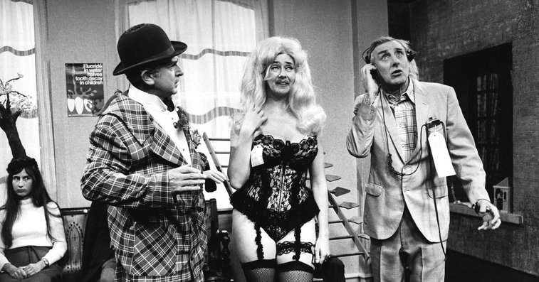 How Spike Milligan's 'Q' Paved the Way for Monty Python