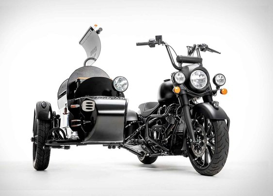 Indian x Traeger Wood-Fired Grill Motorcycle | Uncrate