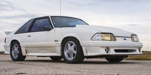 Ford has Mustang restored for man who sold it nearly two decades ago to pay for wife's cancer treatment | Fox News