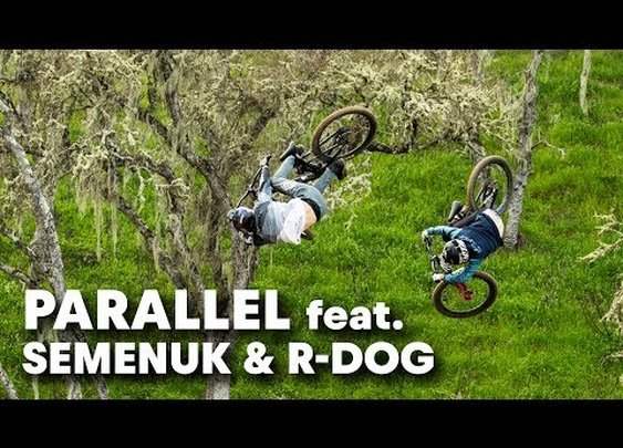 Parallel feat. Brandon Semenuk and Ryan Howard - YouTube