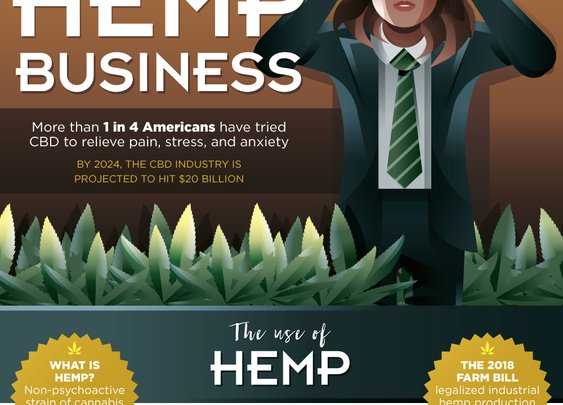 The Future Of The Hemp Business | bioMD+ ✔