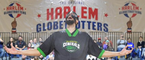 What It's Like to Lose to the Harlem Globetrotters Night After Night