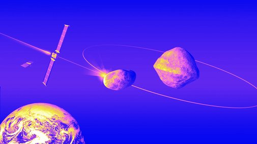 We're going to slam a spacecraft into an asteroid to try to deflect it - MIT Technology Review