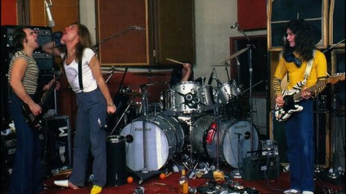 """Van Halen - Gene Simmons """"Zero"""" Demos 1976"""