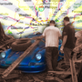 West Virginia Man Discovers Incredible 1967 Porsche 911 Buried Under A Fallen Barn