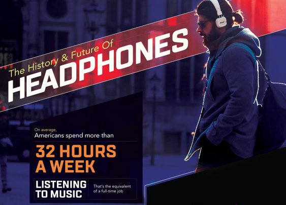 The History & Future Of Headphones - Rave Reviews