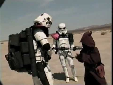 Troops (1997) Star Wars / COPS Parody