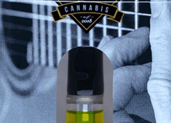 Cali Life Tropical River Cartridge | Sativa Cartridges | Pot Valet