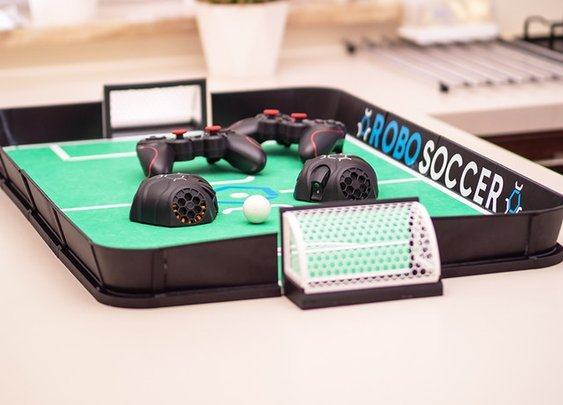 The Story of the RoboSoccer Kickstarter - capitalist.io