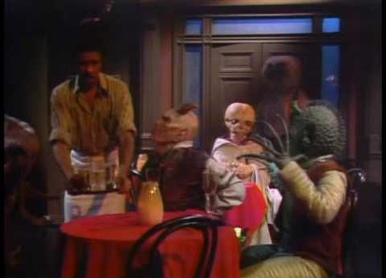 Richard Pryor - Star Wars Bar