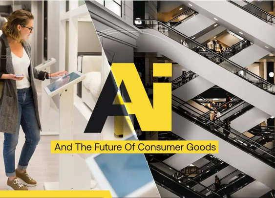 AI and the Future of Consumer Goods » Noodling on AI