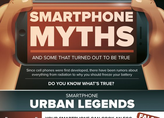 Smartphone Urban Legends and Some that Turned Out to Be True | uBreakiFix Blog