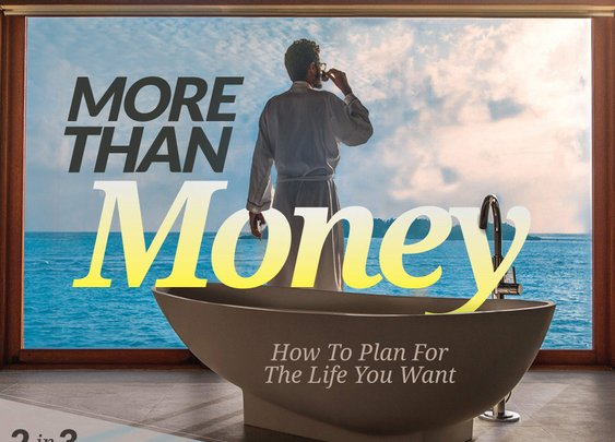 More Than Money - How to Plan for the Life You Want [INFOGRAPHIC] | Finivi