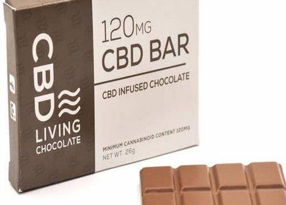 Order Pure CBD Living Chocolate Bar Online | CBDSafe