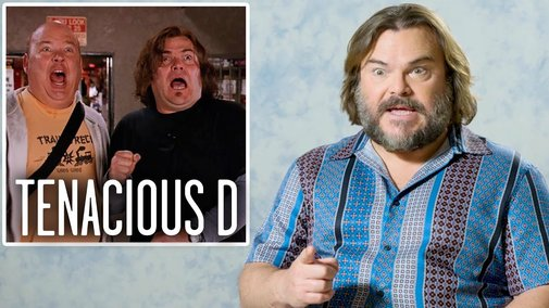 Jack Black Breaks Down His Most Iconic Characters