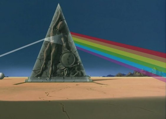 Salvador Dalí & Walt Disney's Short Animated Film, Destino, Set to the Music of Pink Floyd