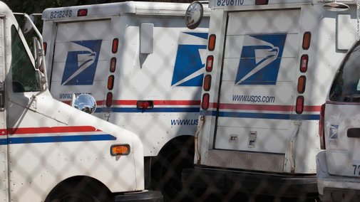 Postal worker rented a storage unit to hide mail