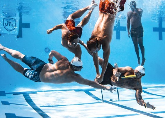 The Wild World of the Underwater Torpedo League | Outside Online