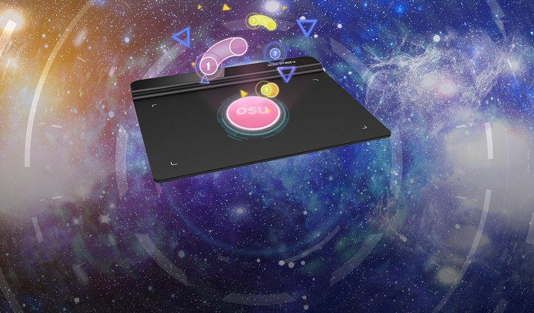 XP-PEN Star G640 OSU tablette graphique dessin pour débutant