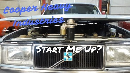 Volvo, Start Me Up? - YouTube