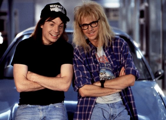 The Oral History of the 'Wayne's World' 'Bohemian Rhapsody' Scene