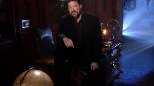 Jonathan Frakes at Half Speed | Twitter