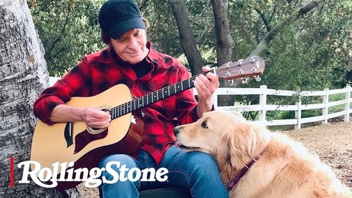 John Fogerty Performs 'Have You Ever Seen The Rain' and Other CCR Hits | In My Room - YouTube