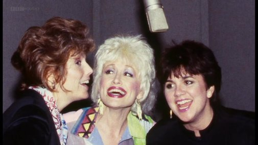 Dolly Parton, Linda Ronstadt, Emmylou Harris Trio Documentary