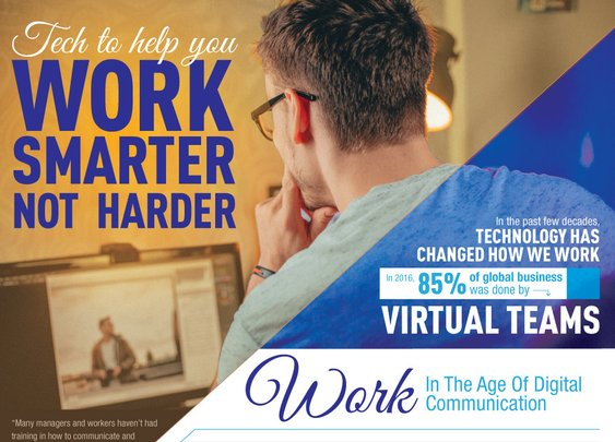 Tech to Help You Work Smarter, Not Harder - BestMastersPrograms.org