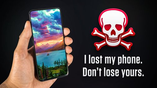 How THIS wallpaper kills your phone. - YouTube