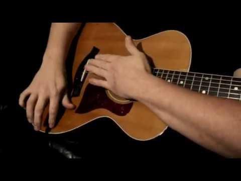 YouTube - Soul Sacrifice (Santana) Acoustic Guitar (3:12)