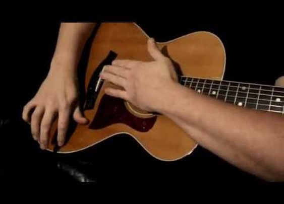 YouTube - Soul Sacrifice (Santana) Acoustic Guitar (3:12)