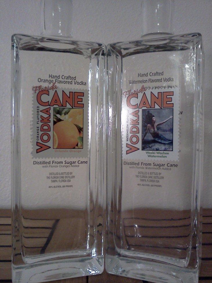 The Vodka Experience at Florida Cane Distillery - The Cigar Smoking Man