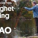 YouTubeMagnet Fishing: What's at the Bottom of Van Cortlandt Lake?