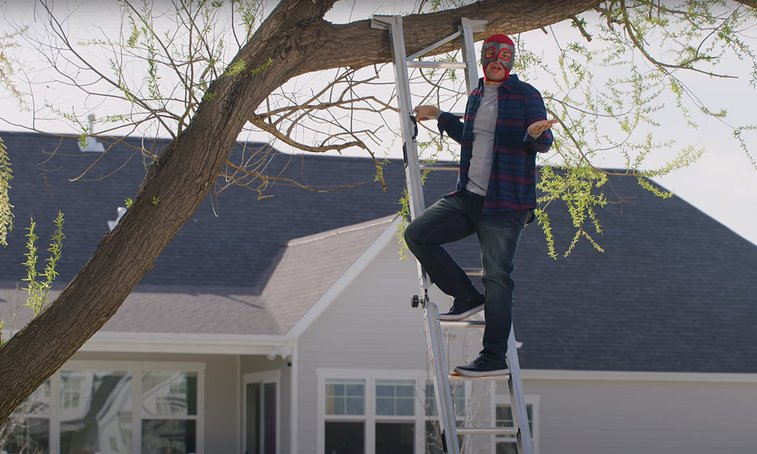 This Murphy Ladder Commercial Is Hilarious | Cool Material