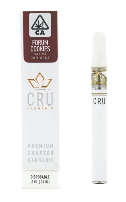 Cookies Disposable Vapor Pen - Hybrid - by CRU   Weed Pen   Pot Valet