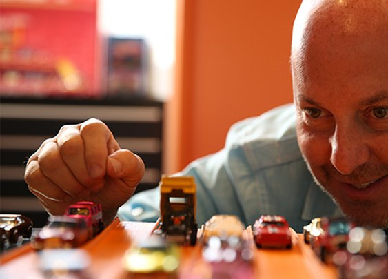 The collectors who spend thousands on rare Hot Wheels