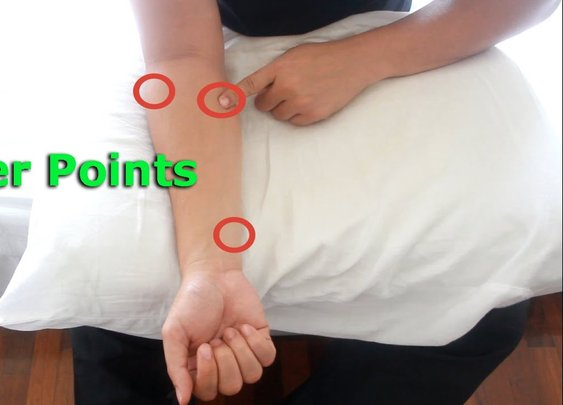 Forearm Massage for Carpal Tunnel Syndrome - YouTube