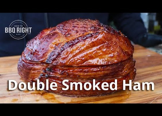 Double Smoked, Spiral Sliced Ham