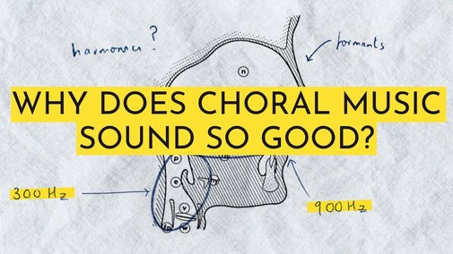 Why Does Choral Music Sound So Good? - YouTube