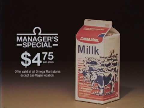 ON SALE at Omega Mart! Mammal Liquid - YouTube